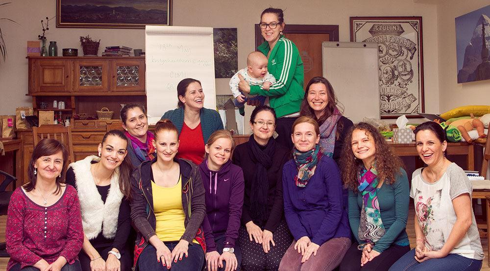 Infant Massage Instructor Training
